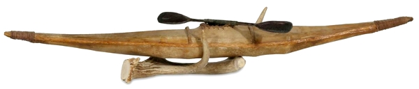 eskimácky kajak, história kajak